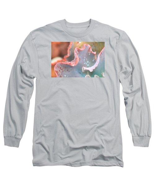Rain Drops Of Colors Long Sleeve T-Shirt