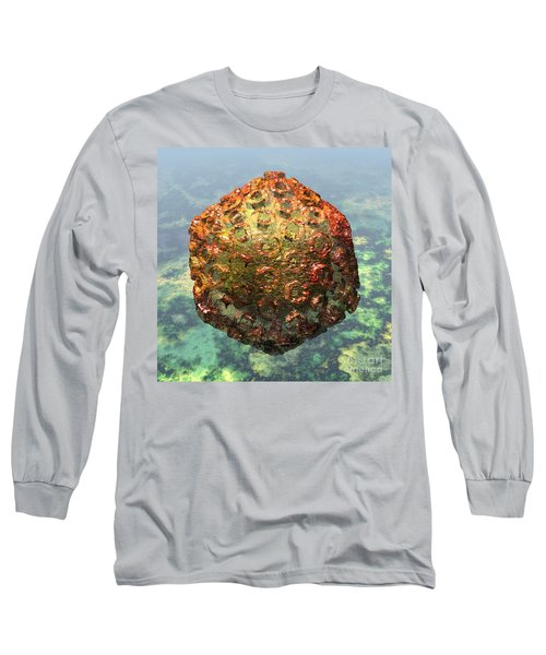 Rift Valley Fever Virus 1 Long Sleeve T-Shirt