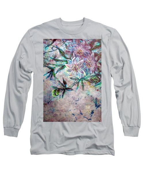 Silver Passions Long Sleeve T-Shirt