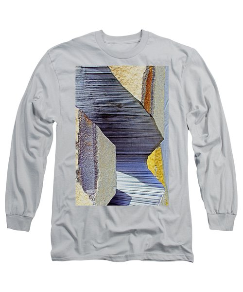 Stone Geometrics Long Sleeve T-Shirt