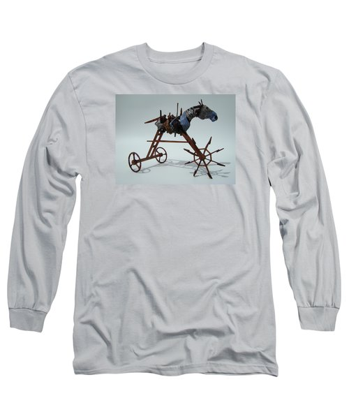 Strangely Young Long Sleeve T-Shirt