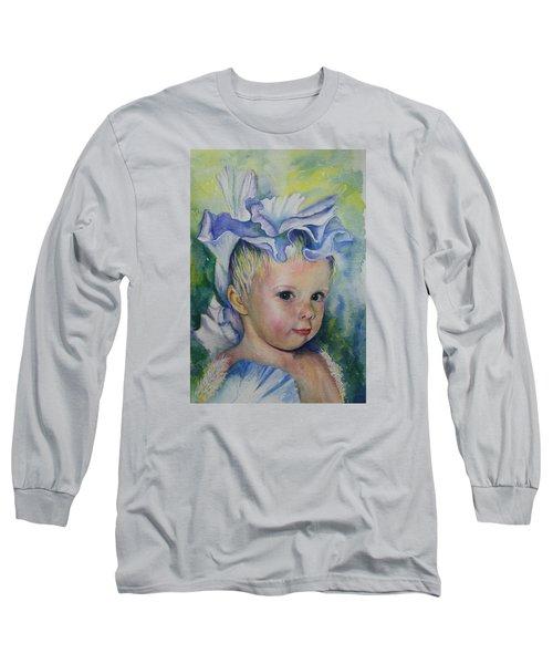 The Iris Princess Long Sleeve T-Shirt