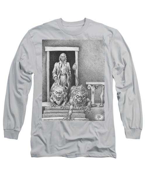 The Old Man's Dogs Long Sleeve T-Shirt