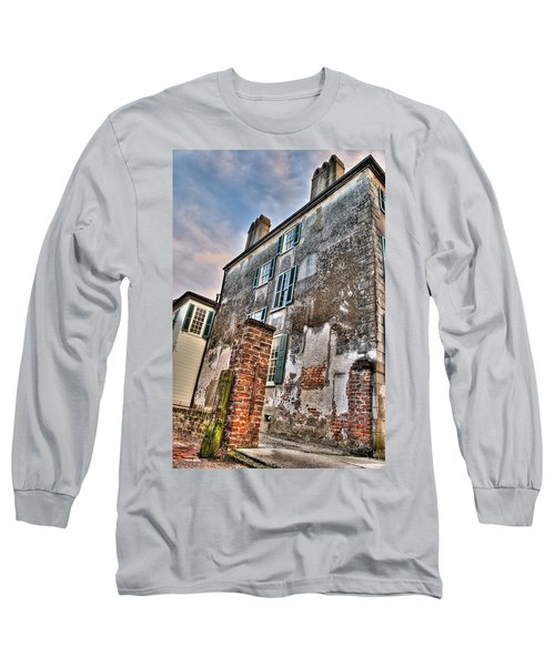 The Past Revealed Long Sleeve T-Shirt