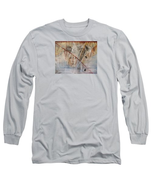 The Spirit Of Masauwu Long Sleeve T-Shirt