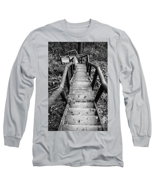 The Way Down Long Sleeve T-Shirt