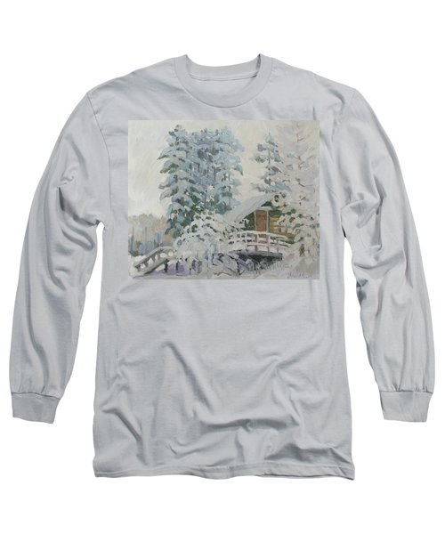 Visiting Fairy Tales Long Sleeve T-Shirt