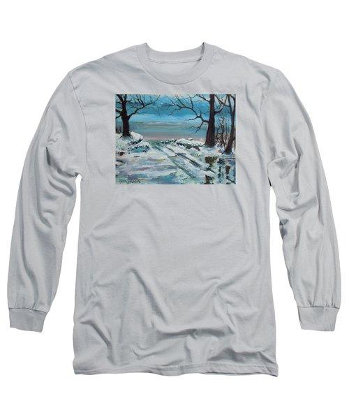 Washoe Winter Long Sleeve T-Shirt