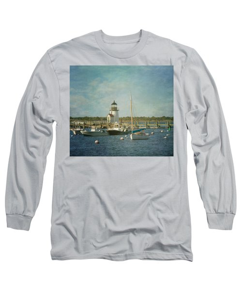 Welcome To Nantucket Long Sleeve T-Shirt