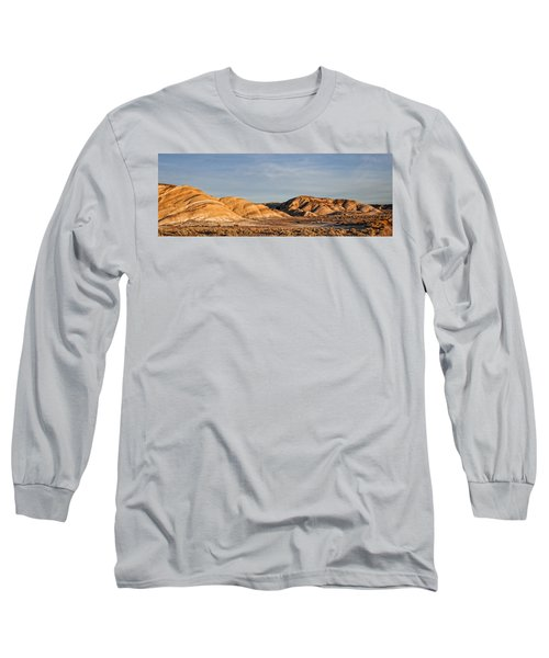 Long Sleeve T-Shirt featuring the photograph Ziebriski Point by Hugh Smith