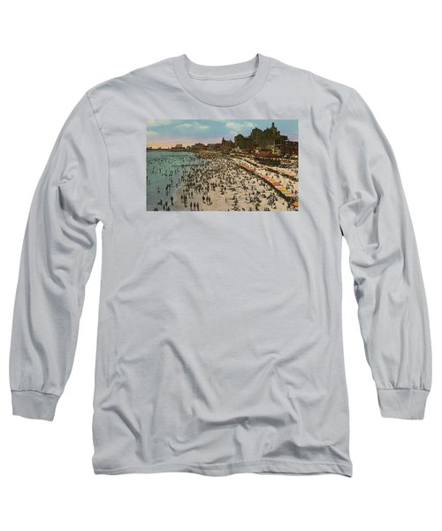 Atlantic City Spectacle Long Sleeve T-Shirt by Unknown