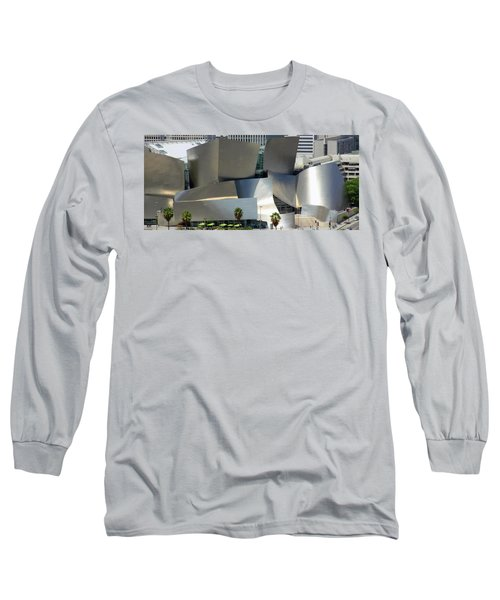 @ Disney Hall, Los Angeles Long Sleeve T-Shirt