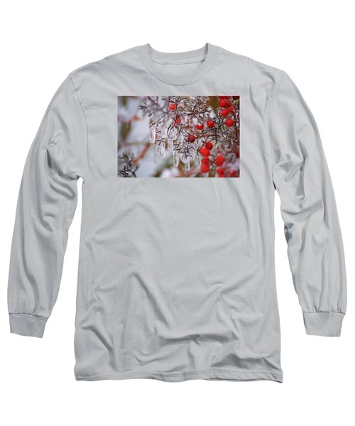 Holiday Ice Long Sleeve T-Shirt