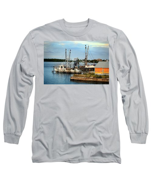 Matlacha Florida Long Sleeve T-Shirt