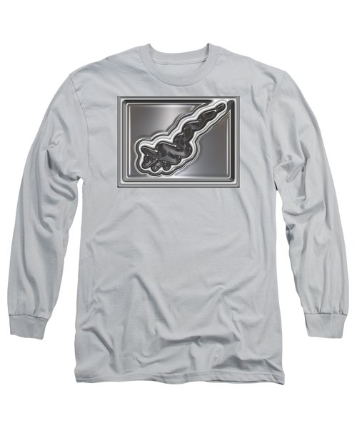 ' On The Luge ' Long Sleeve T-Shirt
