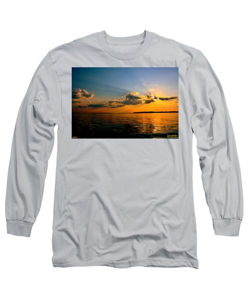 Perfect Ending To A Perfect Day Long Sleeve T-Shirt