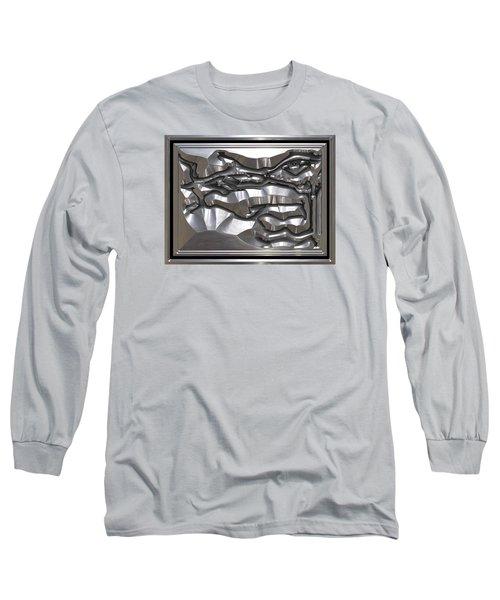 ' Light Rays Through Dark Passages ' Long Sleeve T-Shirt