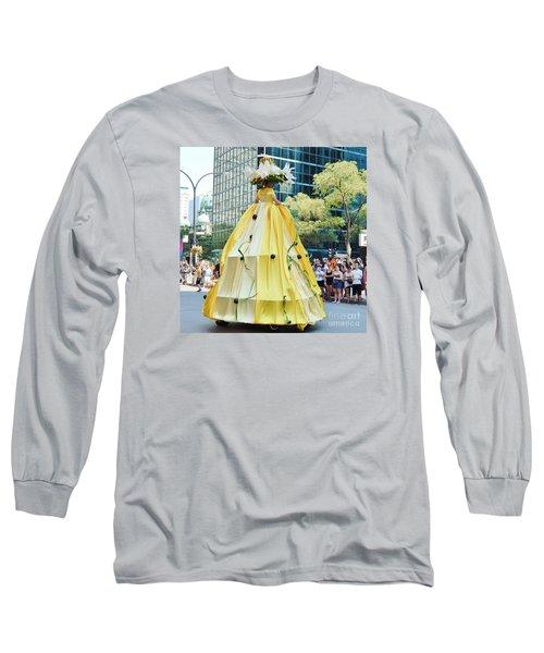2015 Montreal Lgbta Parade  Long Sleeve T-Shirt