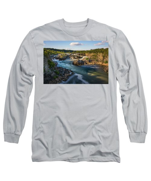 A Day In The Life Of A River Long Sleeve T-Shirt