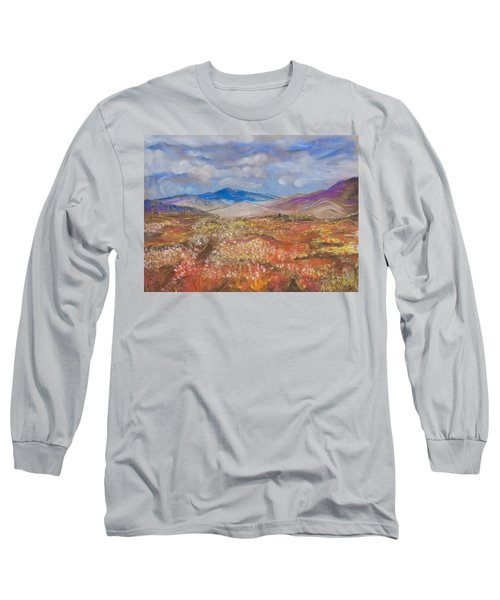 Alaskan Meadow Long Sleeve T-Shirt