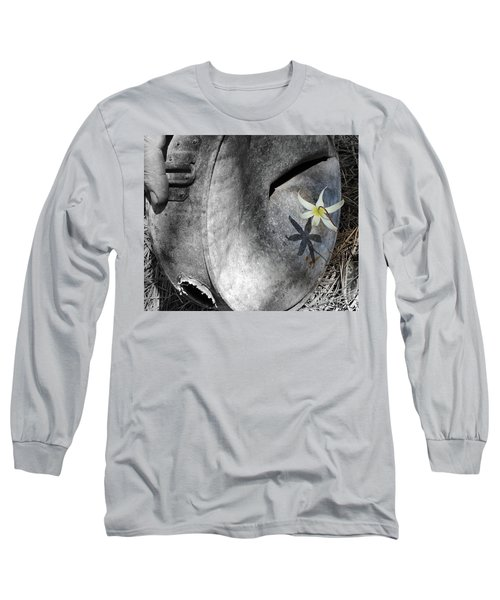 Always Hope Long Sleeve T-Shirt by Marie Neder