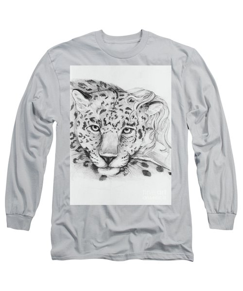Anam Leopards Long Sleeve T-Shirt