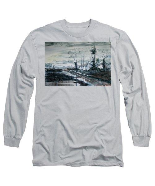 Back To Life Long Sleeve T-Shirt
