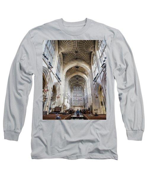Bath Abbey  Long Sleeve T-Shirt