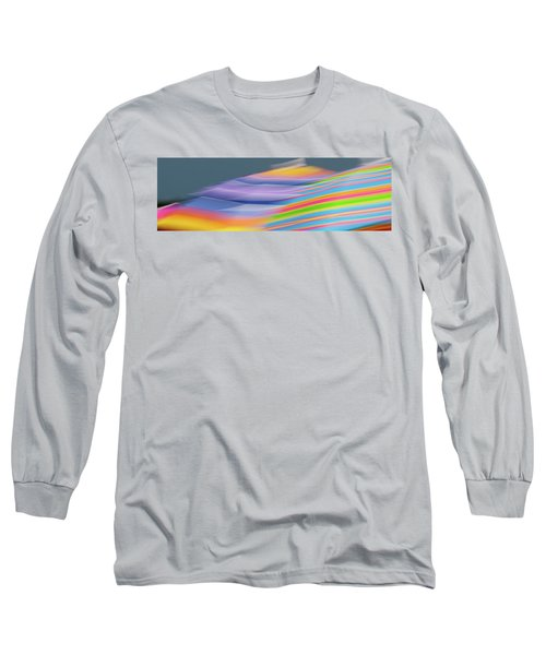 Beach Umbrellas Long Sleeve T-Shirt