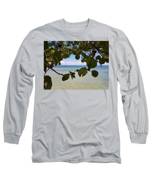 Bribie View Long Sleeve T-Shirt