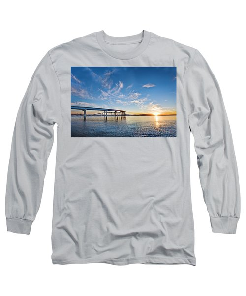 Bridge Sunrise Long Sleeve T-Shirt