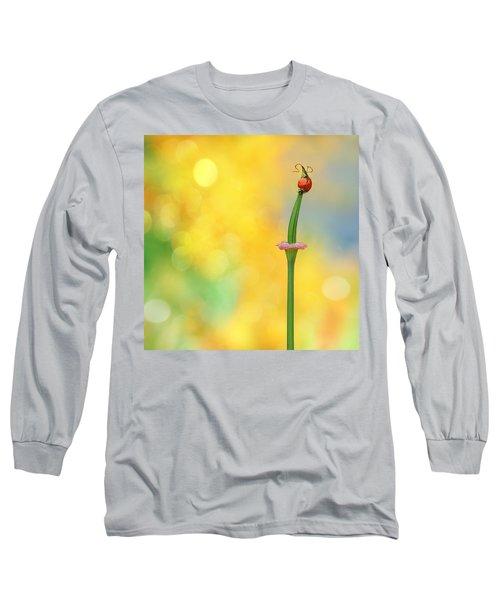 California Girls Long Sleeve T-Shirt by John Poon