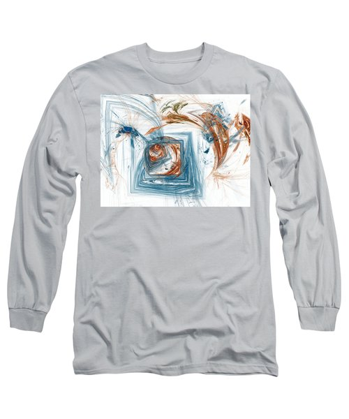 Call Of The Wilds Long Sleeve T-Shirt