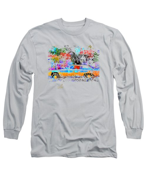 Car T-shirt Long Sleeve T-Shirt