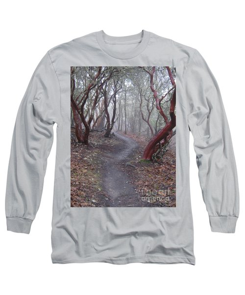 Cathedral Hills Serenity Long Sleeve T-Shirt by Marie Neder