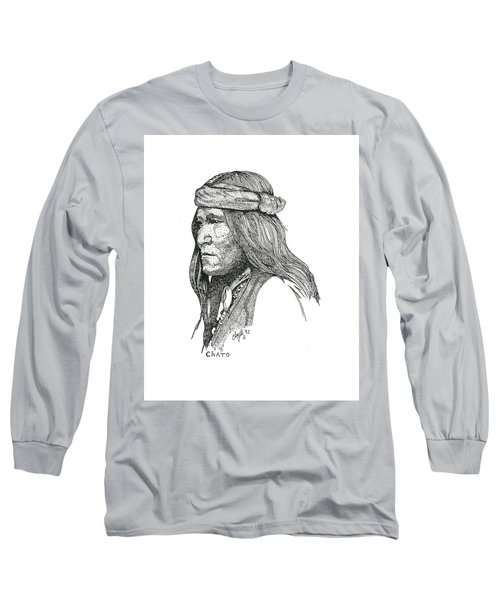 Chato Long Sleeve T-Shirt
