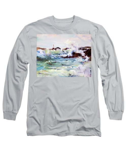 Churning Surf Long Sleeve T-Shirt