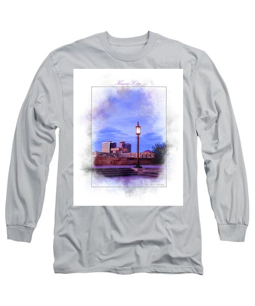 City Long Sleeve T-Shirt