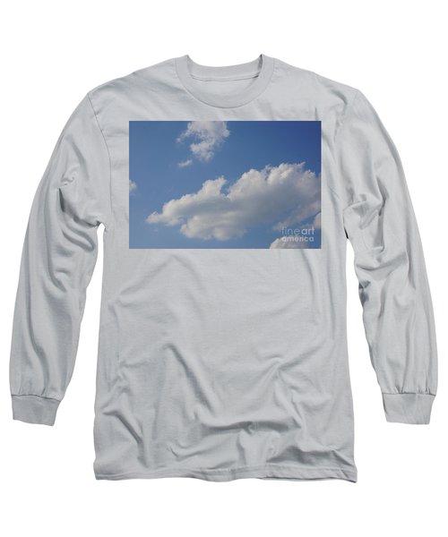Clouds 15 Long Sleeve T-Shirt
