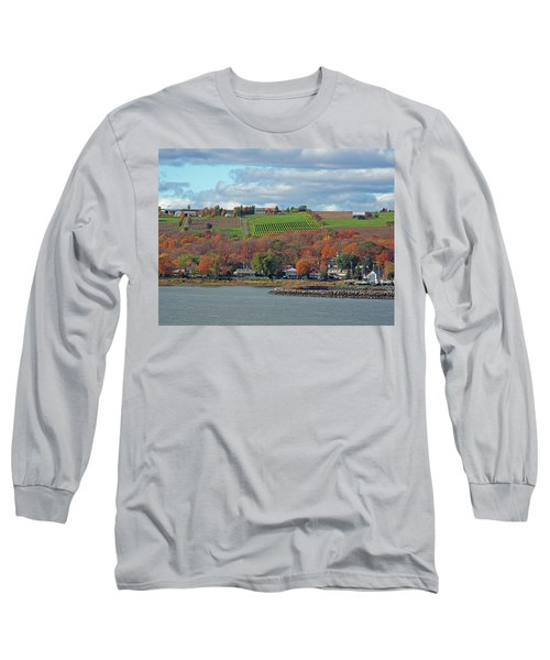 Colors In Canada Long Sleeve T-Shirt