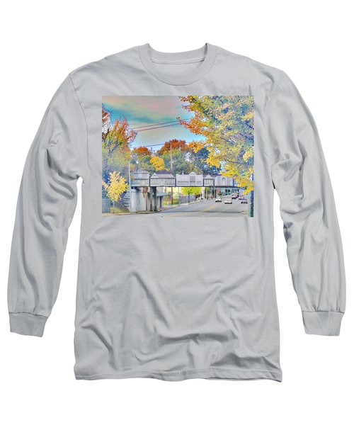 Cooper Young Trestle Long Sleeve T-Shirt