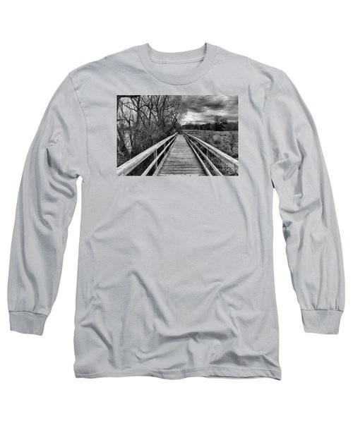 Dark And Twisty Long Sleeve T-Shirt
