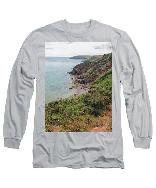 Devon Coastal View Long Sleeve T-Shirt
