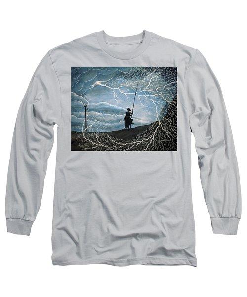 Don Quijote Long Sleeve T-Shirt