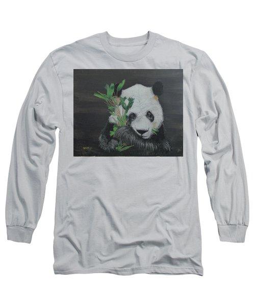 Don't U Touch Long Sleeve T-Shirt