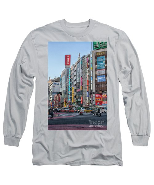 Downtown Tokyo Long Sleeve T-Shirt