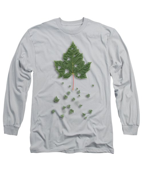 Fall Long Sleeve T-Shirt by AugenWerk Susann Serfezi