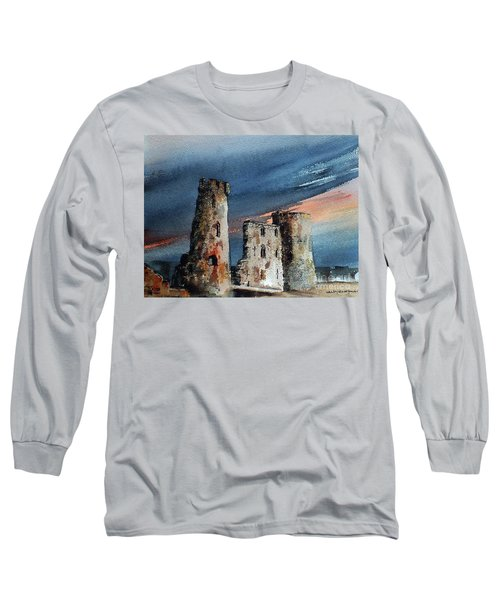 Ferns Castle, Wexford Long Sleeve T-Shirt