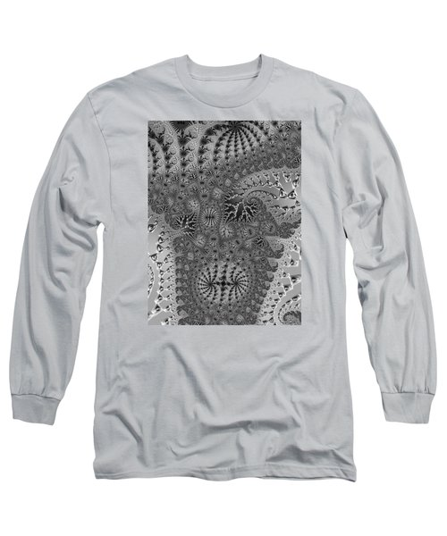 Long Sleeve T-Shirt featuring the photograph Filigree And Lace by Ronda Broatch