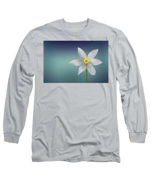 Long Sleeve T-Shirt featuring the photograph Flower Paradise by Bess Hamiti